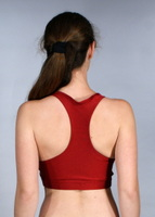 Racerback Athletic Bra